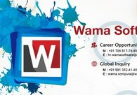 A great web design by Wama Software, Ahmedabad, India: