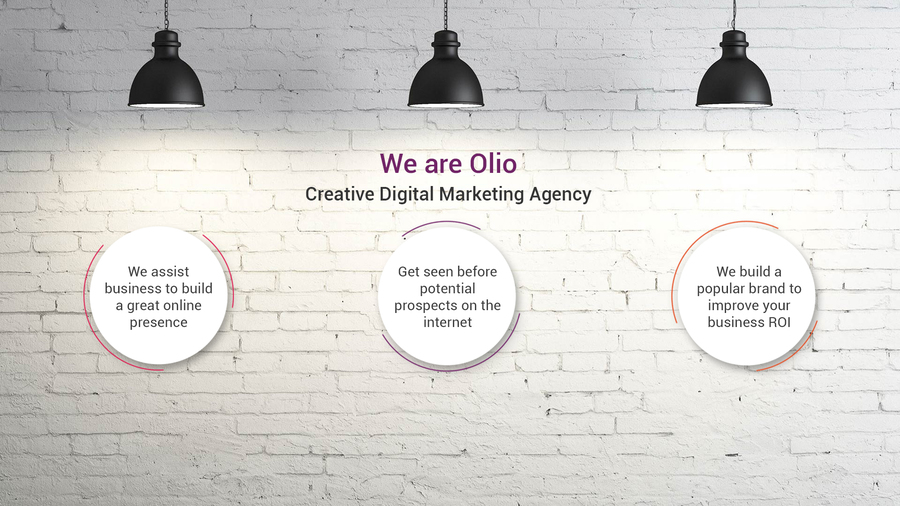 A great web design by Olio Creative Digital Agency, Mumbai, India:
