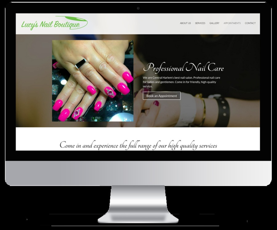 A great web design by Matt Broadfoot, Nyc, NY: Responsive Website, E-Commerce , Health & Beauty , Wordpress
