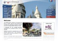 A great web design by Richard A. Muscat, Cambridge, United Kingdom: