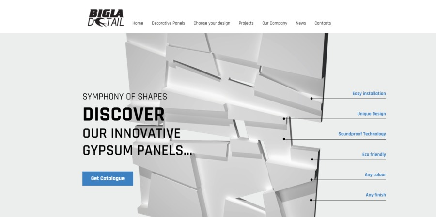 A great web design by Perspective Web, Sofia, Bulgaria:
