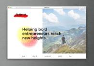 A great web design by Jon Persson, Gothenburg, Sweden: