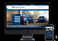 A great web design by WebCaliper, Ahmedabad, India: Website, Web Application , Automotive , PHP