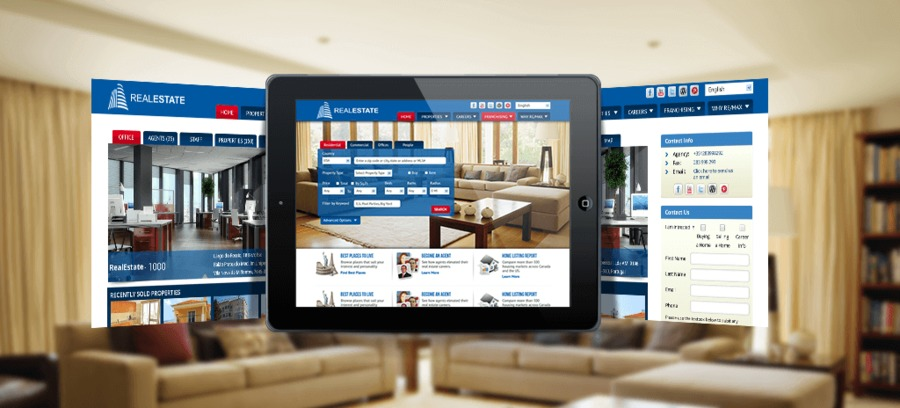 A great web design by SPEC INDIA, Ahmedabad, India: Responsive Website, Blog , Real Estate , ASP.NET
