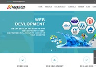 A great web design by Annexorien Technology Private Limited, Delhi, India: