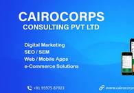A great web design by CairoCorps Consulting - Web Design Company in Bangalore, Bangalore, India: