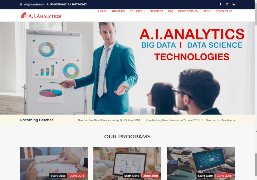 A great web design by Avulze Technology, Pune, India: Mobile App , E-Commerce , Education , PHP