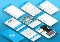 A great web design by Tanzanite Infotech, Delhi, India: Mobile App , Social/Community , Technology , Android (Java)