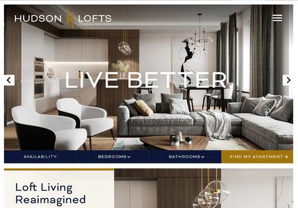 A great web design by Skip & West, New York, NY: Responsive Website, Marketing Website , Retail , Wordpress