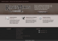 A great web design by Ravenmoon Designs, Utica, NY: