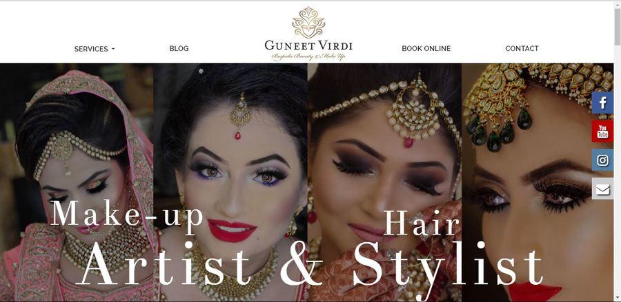 A great web design by Digipanda Consulting, Noida, India:
