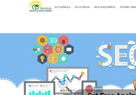 A great web design by GD Weblab, Mohali, India:
