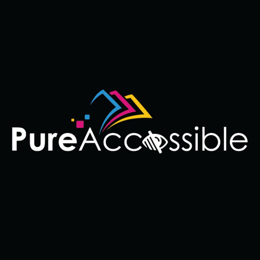 A great web design by PureAccessible, Noida, India: