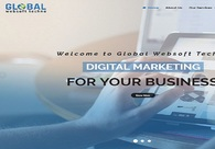 A great web design by Global WebSoft Techno, Ahmedabad, India: