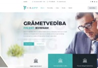 A great web design by Netcore, Riga, Latvia: Responsive Website, Web Application , Accounting , PHP
