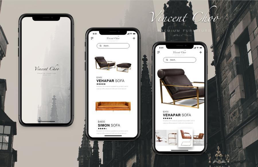 A great web design by Dalian Art Studio, Bratislava, Slovakia: Mobile App , E-Commerce , Fashion , Design Only