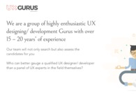 A great web design by UXGurus, Bengaluru, India: