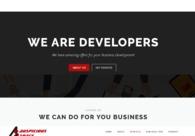 A great web design by Auspicious Space, Delhi, India: