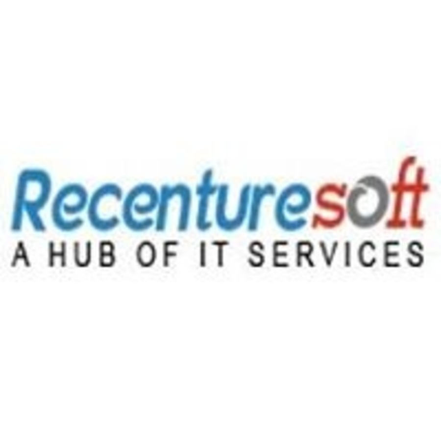 A great web design by Recenturesoft, Noida, India: