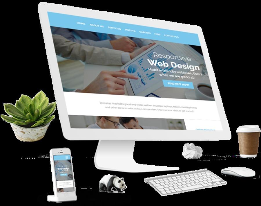 A great web design by Webarro, Dubai, India: