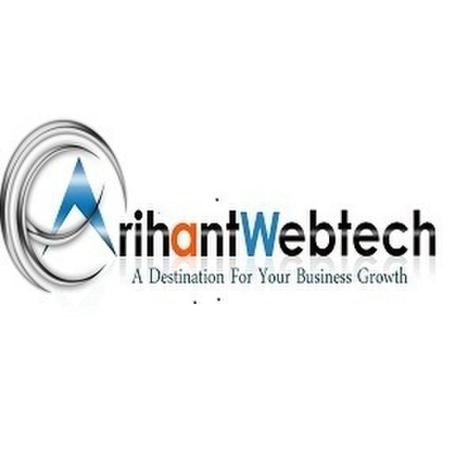 A great web design by Arihant Webtech Pvt. Ltd., Delhi, India:
