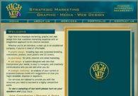 A great web design by HIGH ARTE , Los Angeles, CA: