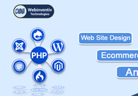 A great web design by Webinventiv Technologies, Noida, India: