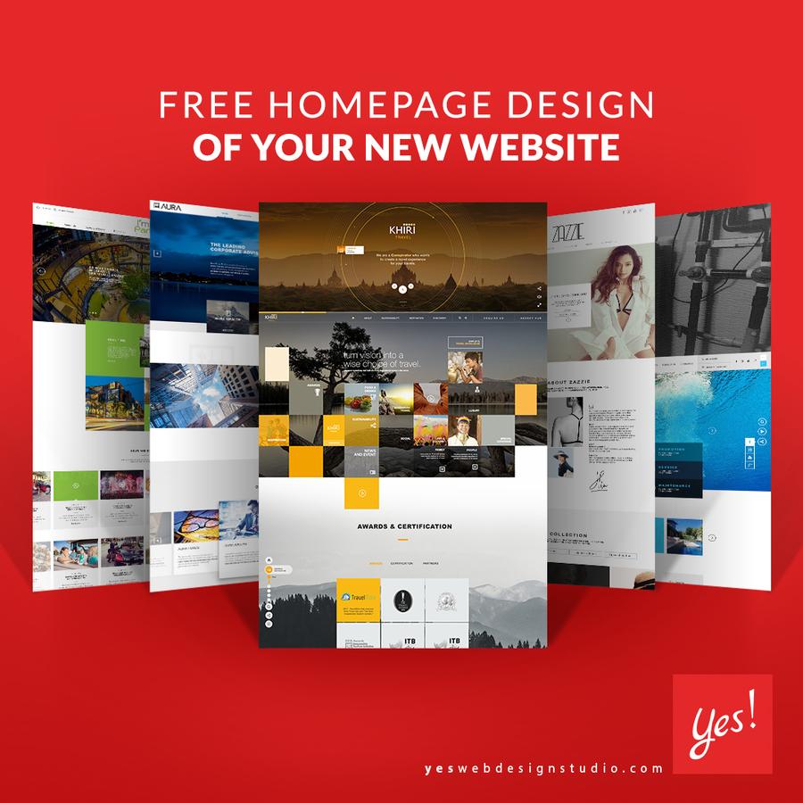 A great web design by Yes Web Design Studio, Bangkok, Thailand: