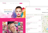 A great web design by SEMO Creative Inc., Calgary, Canada: