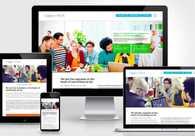 A great web design by Arcs & Curves, Dubai, United Arab Emirates: