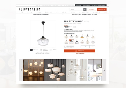 A great web design by Copious, Portland, OR: Website, E-Commerce , Internet , Other