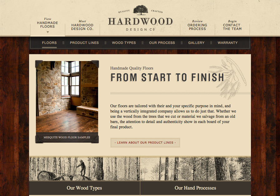 A great web design by Always Creative, Houston, TX: