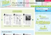 A great web design by quatuorprod, Paris, France: