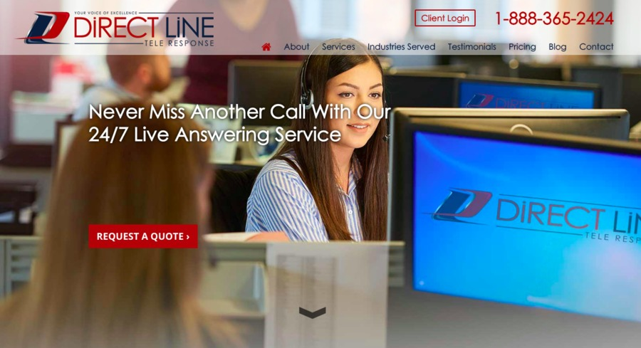 A great web design by Devine Solutions Web Design, Pleasanton, CA: