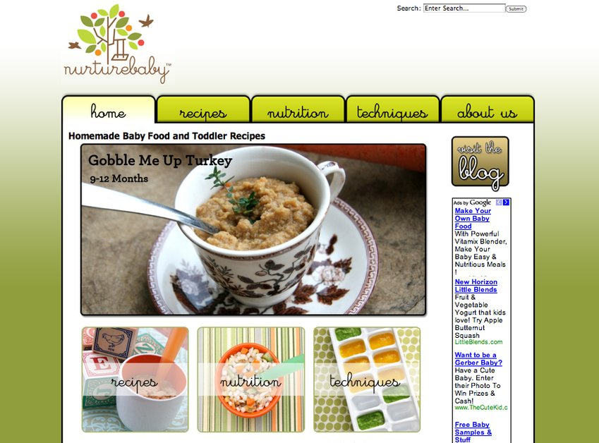 A great web design by One Way Designs, Atlanta, GA: