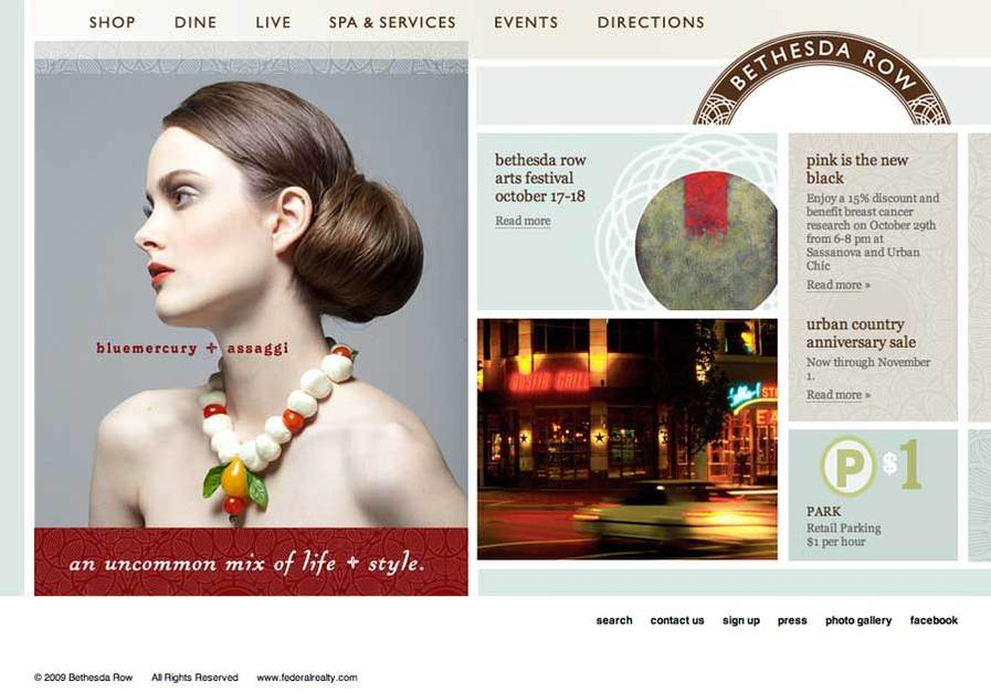 A great web design by Epiphany Graphics, Denver, CO: