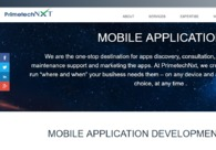 A great web design by PrimetechNXT Solutions - App Development Company , Mumbai, India: