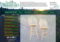 A great web design by GRFXS LLC, Portland, OR: