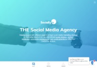A great web design by Sociallyin, Birmingham, AL: Responsive Website, Marketing Website , Marketing