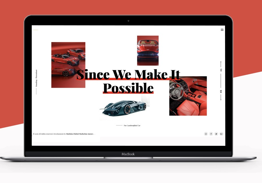 A great web design by Markdao Agency, Ho Chi Minh City, Viet Nam:
