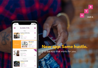 A great web design by Brand & Mortar, Toronto, Canada: