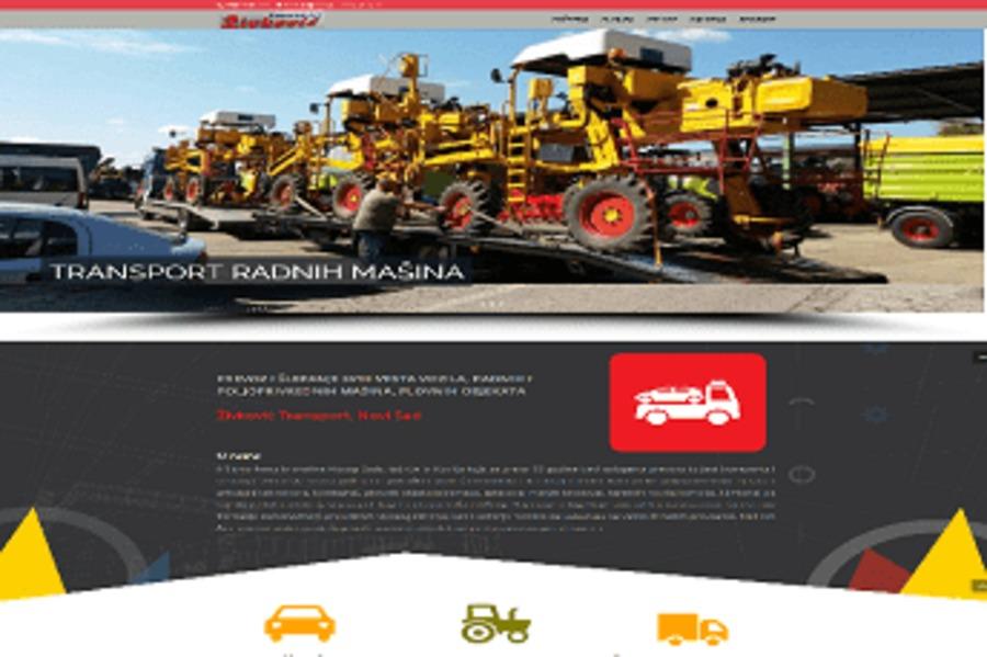A great web design by Panta Web Design , Belgrade, Serbia: