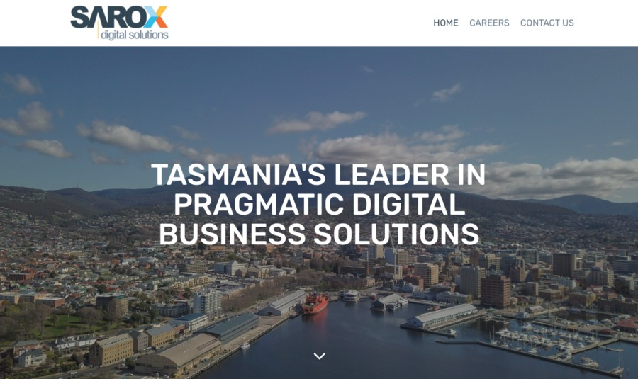 A great web design by Sarox Digital Solutions, Hobart, Australia: Responsive Website, Marketing Website , Internet , Wordpress