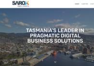 A great web design by Sarox Digital Solutions, Hobart, Australia: Responsive Website, Marketing Website , Internet , Wordpress