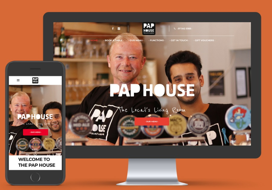 A great web design by Indie Digital, Tauranga, New Zealand: