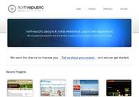 A great web design by North Republic, Edmonton, Canada: