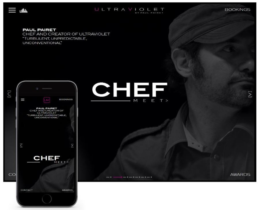 A great web design by Upcreatives Digital, China, TX: Responsive Website, Marketing Website , Restaurants & Bars, Wordpress