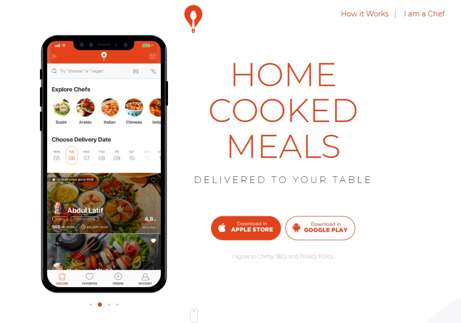A great web design by PeppyOcean, Ahmedabad, India: