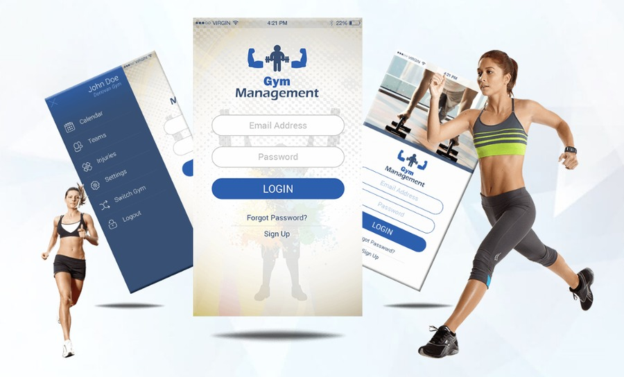 A great web design by WeblineIndia, Ahmedabad, India: Mobile App , Portfolio , Healthcare, PHP