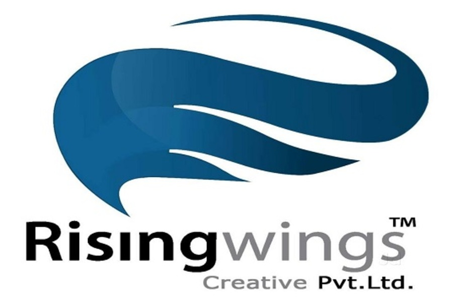 A great web design by Rising Wings Creative Pvt Ltd, Indi, India: